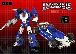 DX9Toys D03i INVISIBLE