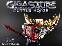 Gigapower GUTTUR (CHROME)