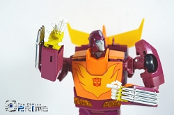 KFC Toys KP-13 Articulated Hands for MP-28 Hot Rodimus