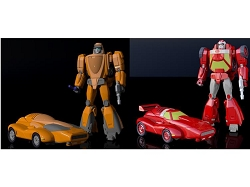 Xtransbots - OLLIE & SONIC (Set of 2)
