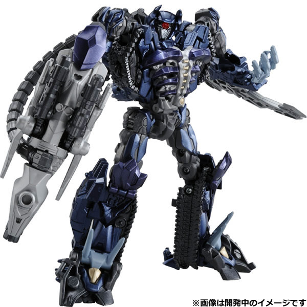 Takara DARK OF THE MOON SHOCKWAVE