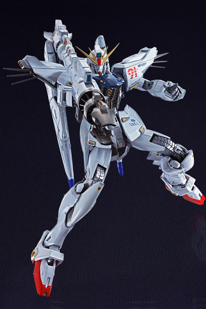 Bandai Gundam Metal Build - GUNDAM F-91