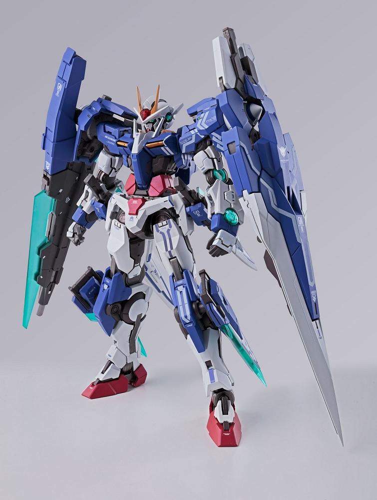 Bandai Gundam Metal Build - GUNDAM 00 Seven Sword/G ...