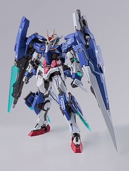 Bandai Gundam Metal Build - GUNDAM 00 Seven Sword/G