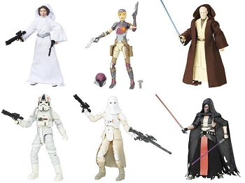 Star Wars 2015 Episode VII Black Series 6