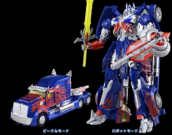 Takara Age of Extinction Movie Advance Leader Class OPTIMUS PRIME