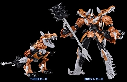 Takara Age of Extinction Movie Advance Voyager Class GRIMLOCK