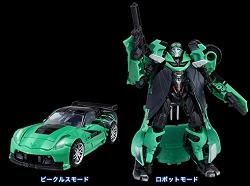 Takara Age of Extinction Movie Advance Deluxe Class CROSSHAIRS