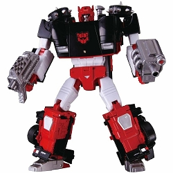 Takara Tomy Masterpiece MP-12G - SIDESWIPE (G2 VERSION)