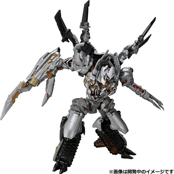 Takara Movie Anniversary MB-03 Voyager Class MEGATRON